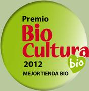 PREMIO MEJOR TIENDA BIO 2012